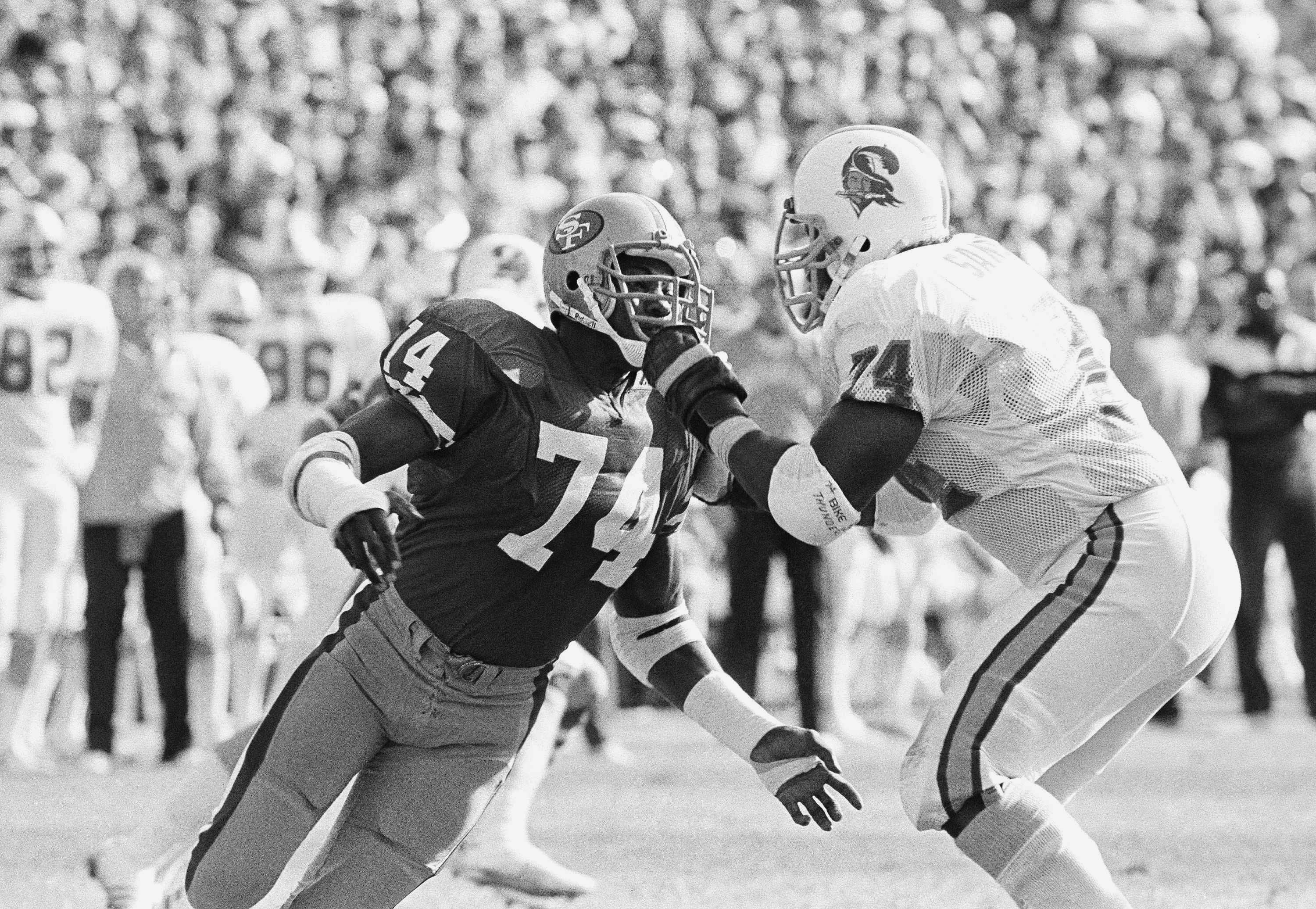 Pro Football Hall of Fame member, two-time Super Bowl champion Fred Dean dies at 68