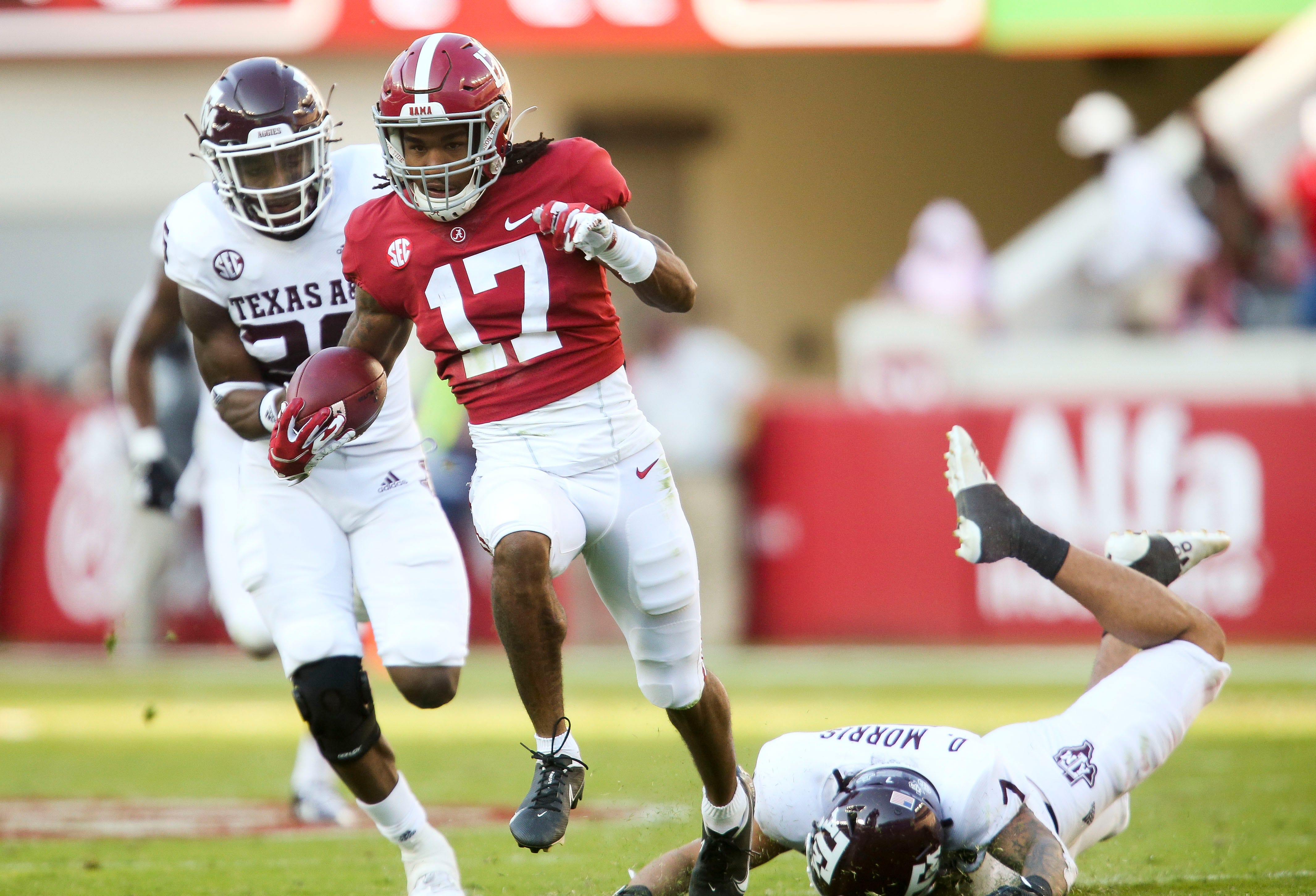 Four Alabama standouts, including Mac Jones, announce departure to NFL