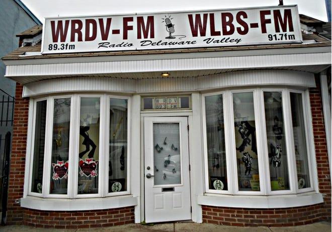 WRDV-FM, Radio Delaware Valley, is celebrating its 40th anniversary this year.