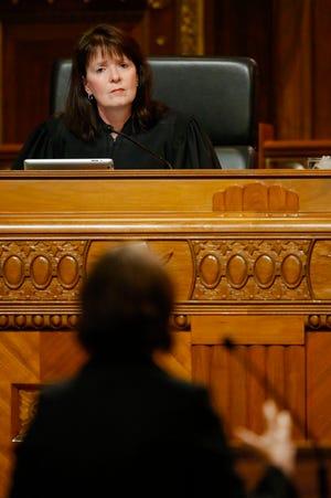 Ohio Supreme Court Justice Judith French, a Republican.