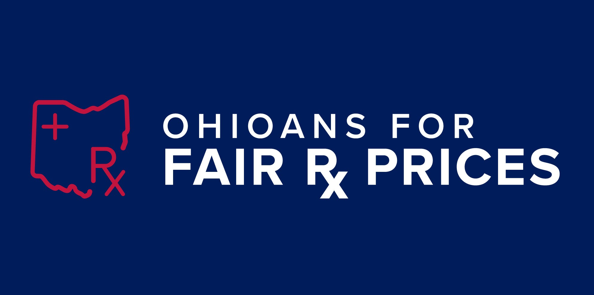 Ohioans for Fair RX Prices Logo