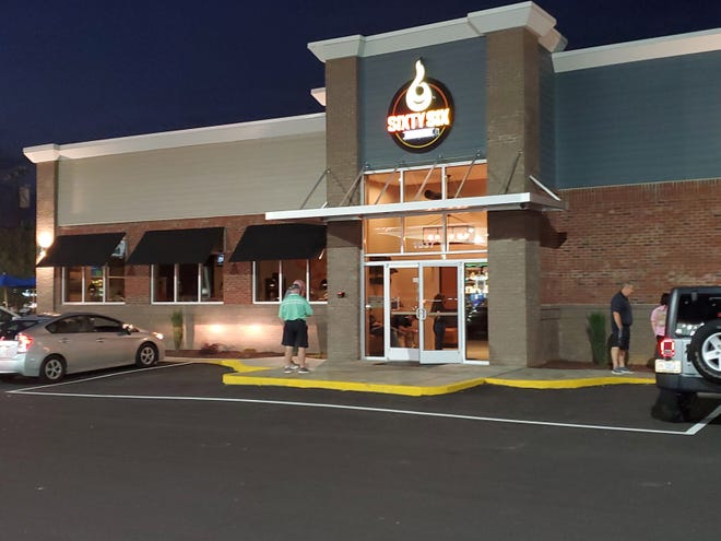 Sixty Six Grill and Taphouse has opened its third location in the Piedmont region on Randolph Street in Thomasville.