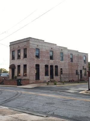 Thomasville businesswoman Blythe Leonard has purchased the old Lambeth Furniture Co. building, which eventually became the Thomasville Chair Co., on East Guilford Street in downtown Thomasville. She plans to open her second business here, BL Maker's Market, which will offer products that are made in America.