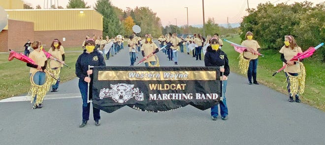 The Western Wayne Marching Band will host a Community Day Oct. 17.