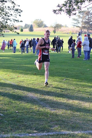 Fort Madison's Austin Miller finished second in the Southeast Conference cross country meet Thursday at Washington.
