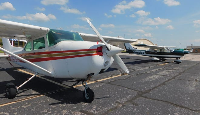 The Sherman Planning & Zoning Commission will consider plans for three new hangars at Sherman Municipal Airport when it meets at 5 p.m. Tuesday.