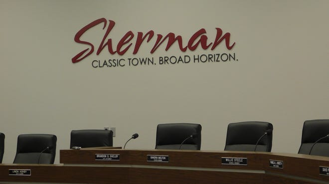 The Sherman Planning and Zoning Commission will consider a request from Tractor Supply Co. when it meets Tuesday evening.