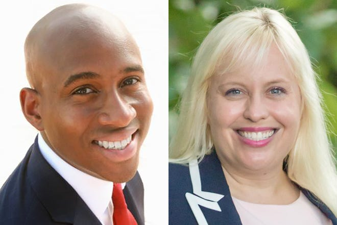 Democrat Omari Hardy and Republican Danielle Madsen are running for the Florida House of Representatives District 88 seat in the Nov. 3 election.