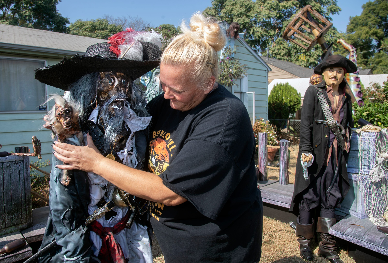 Halloween haunted houses stockton ca
