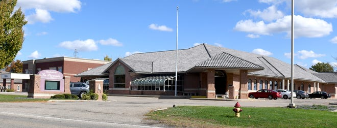 The La Pizzaria buildings in Jackson Township are for sale.