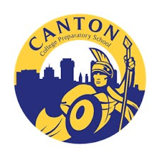 Canton College Preparatory School is located in Canton, Ohio.