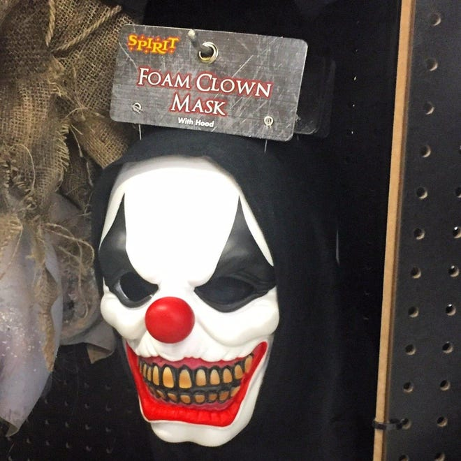 Halloween stores have opened in Fayetteville
