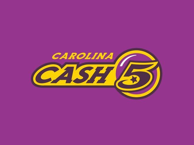 Aaron Garcia wins jackpot playing Carolina Cash 5.
