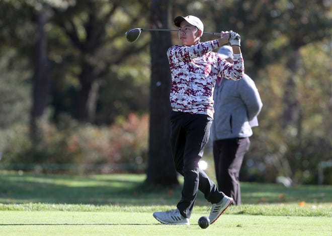 Columbus Academy sophomore Stephen Ma was the individual medalist in the Division II state tournament, leading the Vikings to their fourth consecutive state championship Oct. 17 at Ohio State's Scarlet Course.
