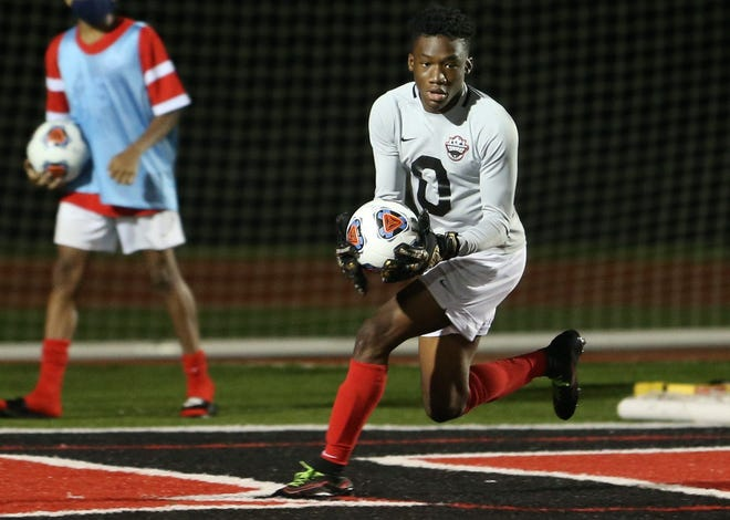 Freshman goalie Mike Musungu and the Groveport boys soccer team closed the regular season 3-11-1 overall and 1-2-1 in the OCC-Buckeye Division.