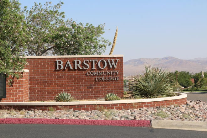 Barstow Community College.