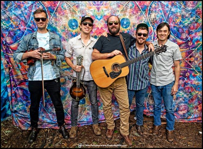 Town Mountain, popular local bluegrass band