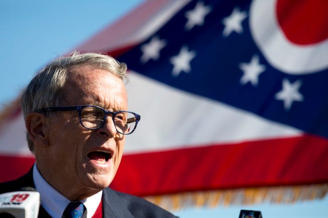 Ohio Gov. Mike DeWine remains optimistic about his ability to govern the state despite attempts by fellow GOP lawmakers to limit his powers and even impeach him over his handling of the pandemic.