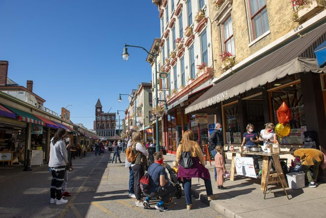 Findlay Market is in the running for best public market for 10Best's 2021 rankings.