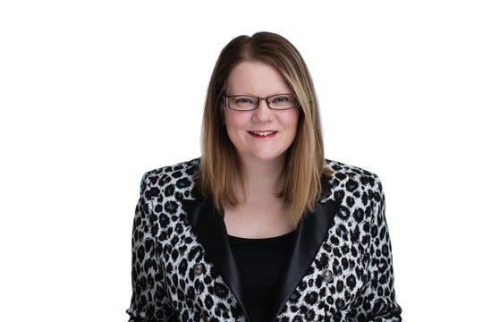 Elisha Oakes, staff attorney at the Macomb County Office of Public Defender