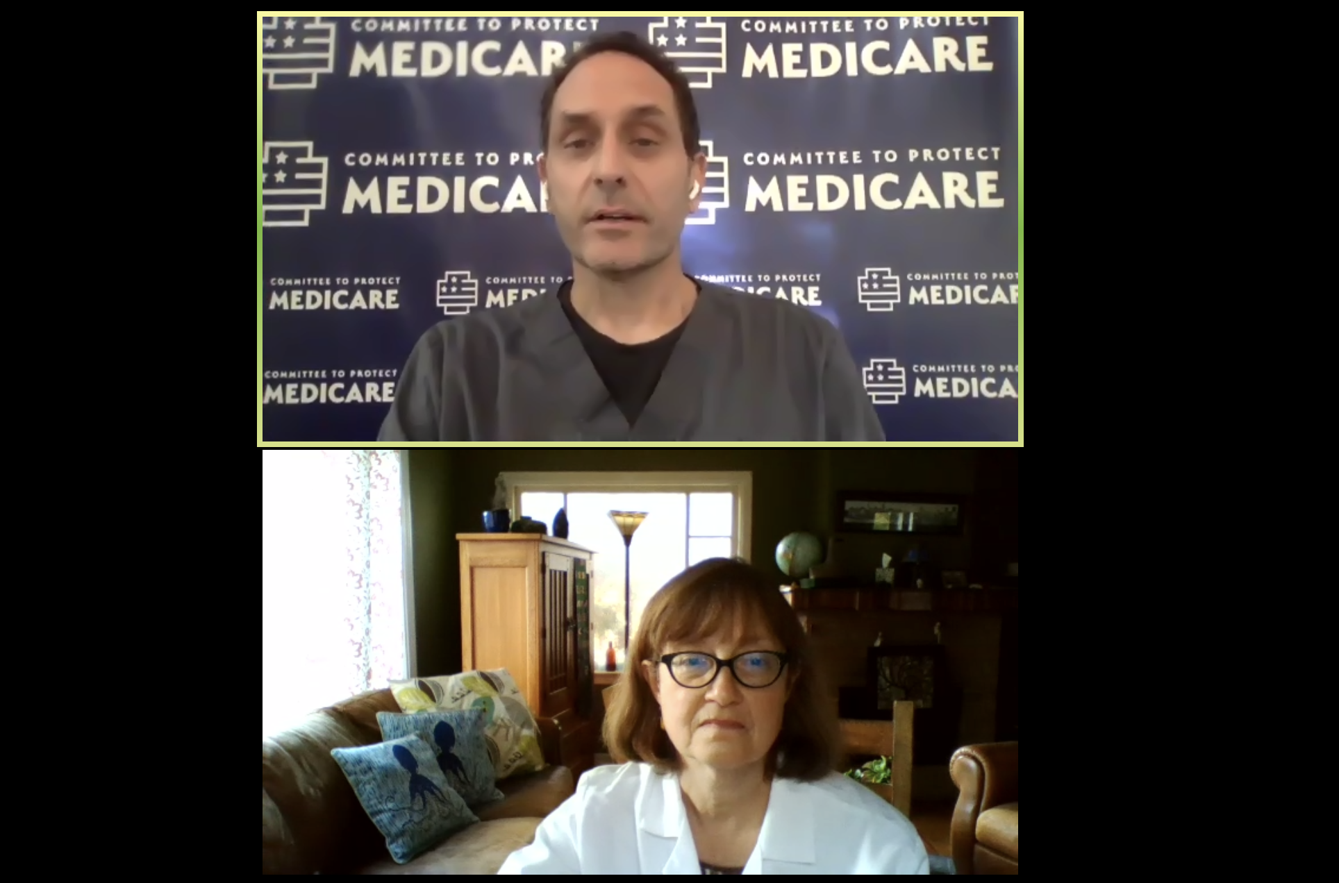 Michigan doctors call on Trump to cancel Muskegon rally