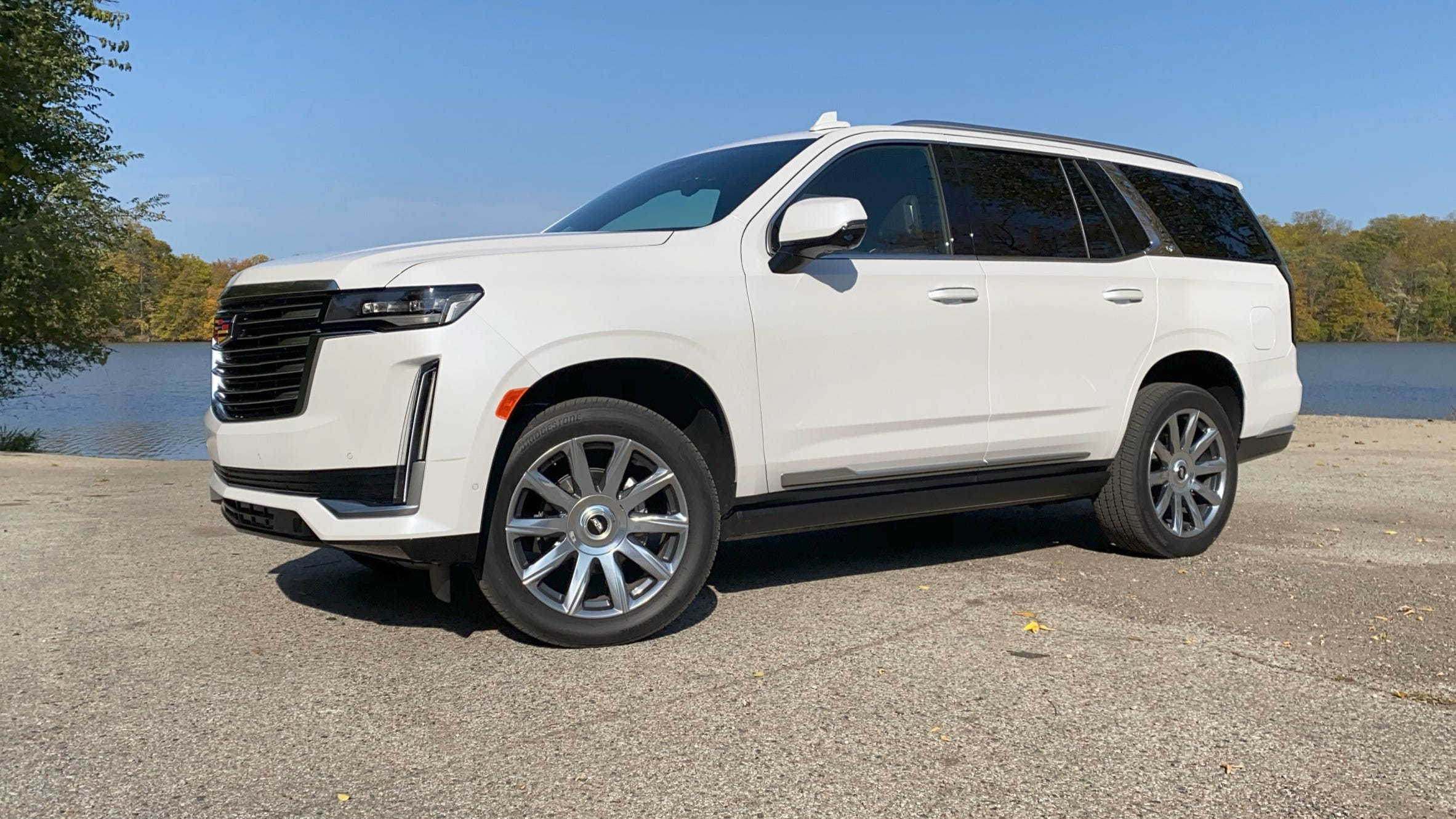 2021 Cadillac Escalade's features and tech propel luxury SUV to leadership