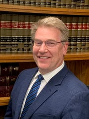 Thomas Tomko, who was named Macomb County's new public defender on Oct. 16, 2020.
