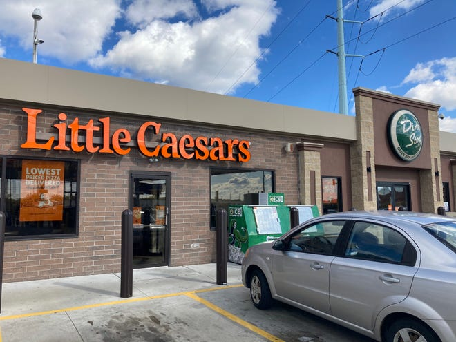 This Little Caesars franchise opened is Ashland Avenue in Green Bay, Wisconsin.