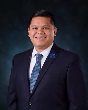 Gov. Lou Leon Guerrero has appointed Jon Junior Calvo as chief of staff.