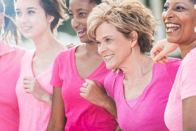A look at breast cancer's history and future.