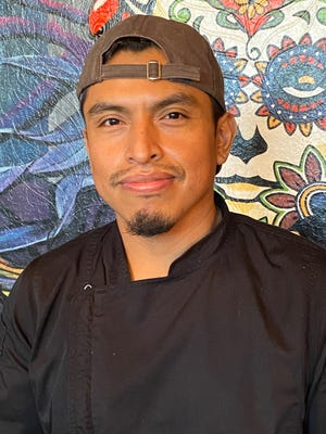 Emmanuel Corona is executive chef at La Dama Mexican Kitchen and Bar, which opened July 14.