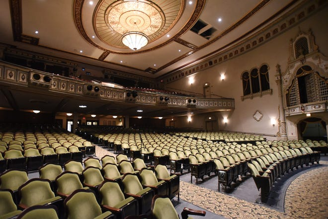 The Midland Theatre in downtown Newark will receive $324,000 in state capital funding for renovations that haven't occurred in 20 years.