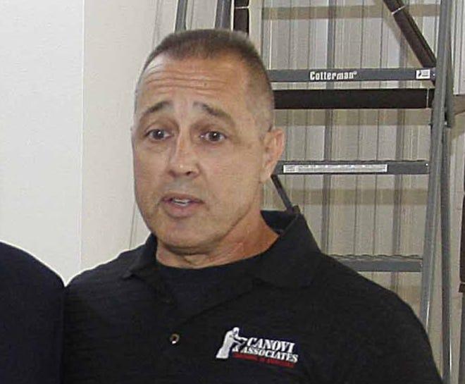 Matt Canovi in a 2010 News-Leader file photo.