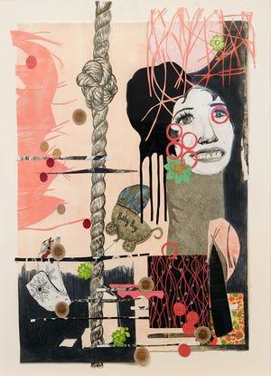 """Gadsden Arts features Elizabeth McFalls in the Zoe Gallery with """"Moments in Between."""""""