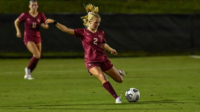 The 'Noles advanced to the Sweet 16 of the College Cup with a victory on Wednesday.