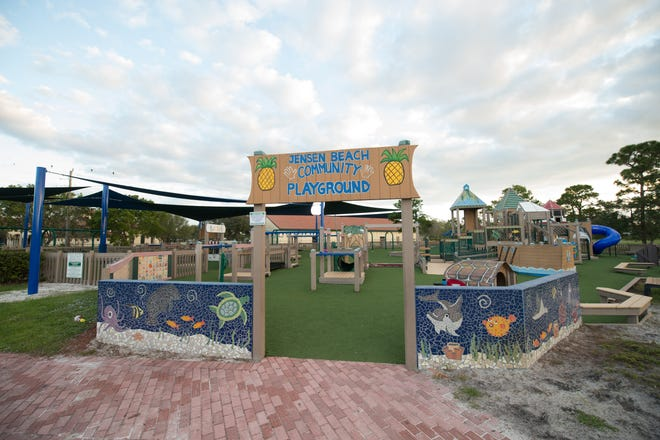 The Jensen Beach Elementary playground is a beloved part of the school community. Whether it remains in the same location or moved elsewhere on campus remains unknown as school district officials finalize plans to redo the school.