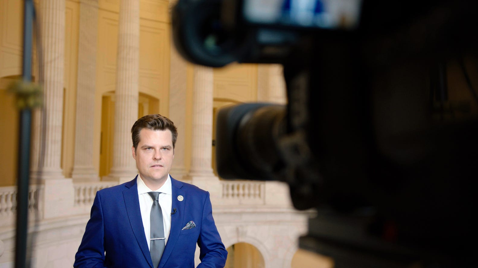 Rep. Matt Gaetz says he is  absolutely not resigning  in op-ed amid reports of sex crime investigation
