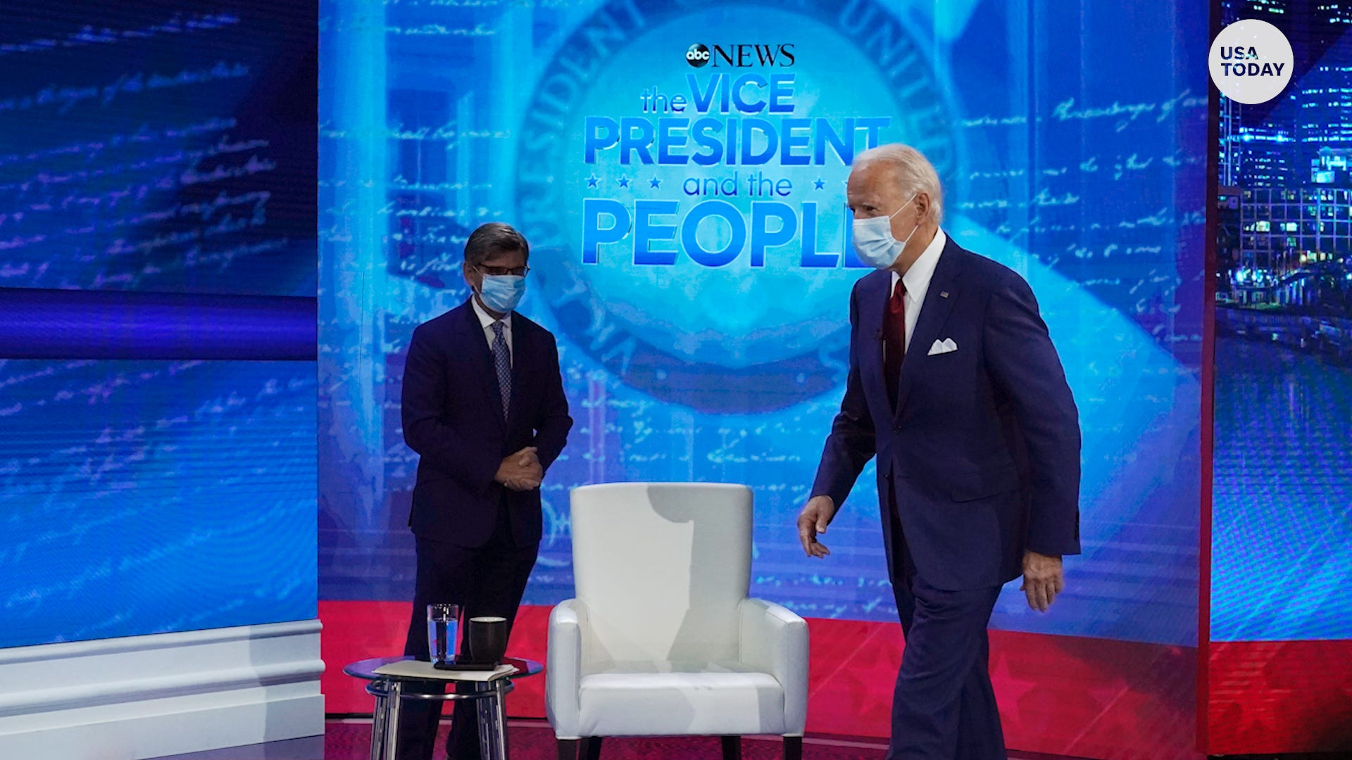 Former Vice President Joe Biden discusses COVID and young Black voters at ABC Town Hall