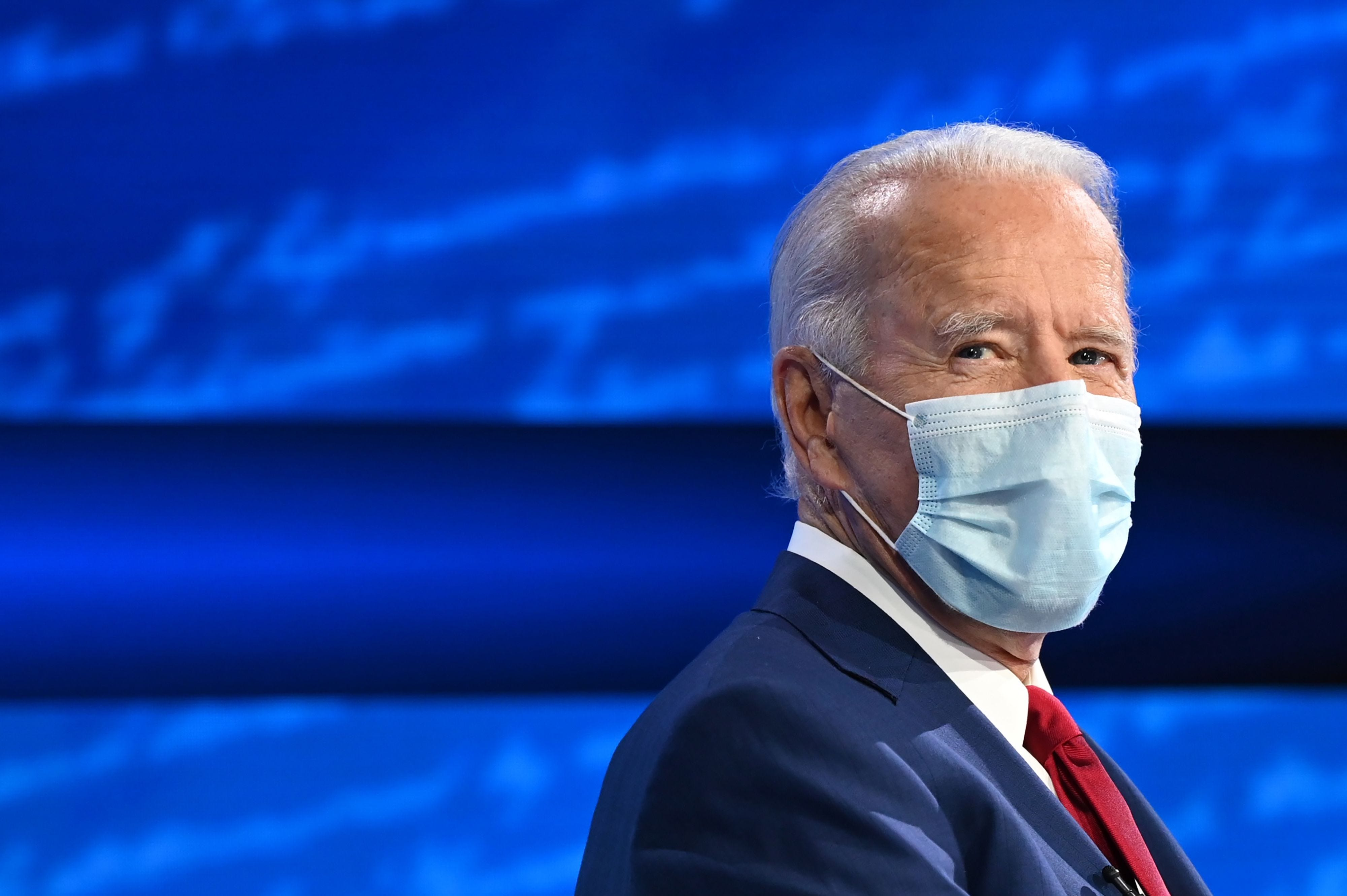 After town hall wraps up, Biden sticks around to take questions from audience
