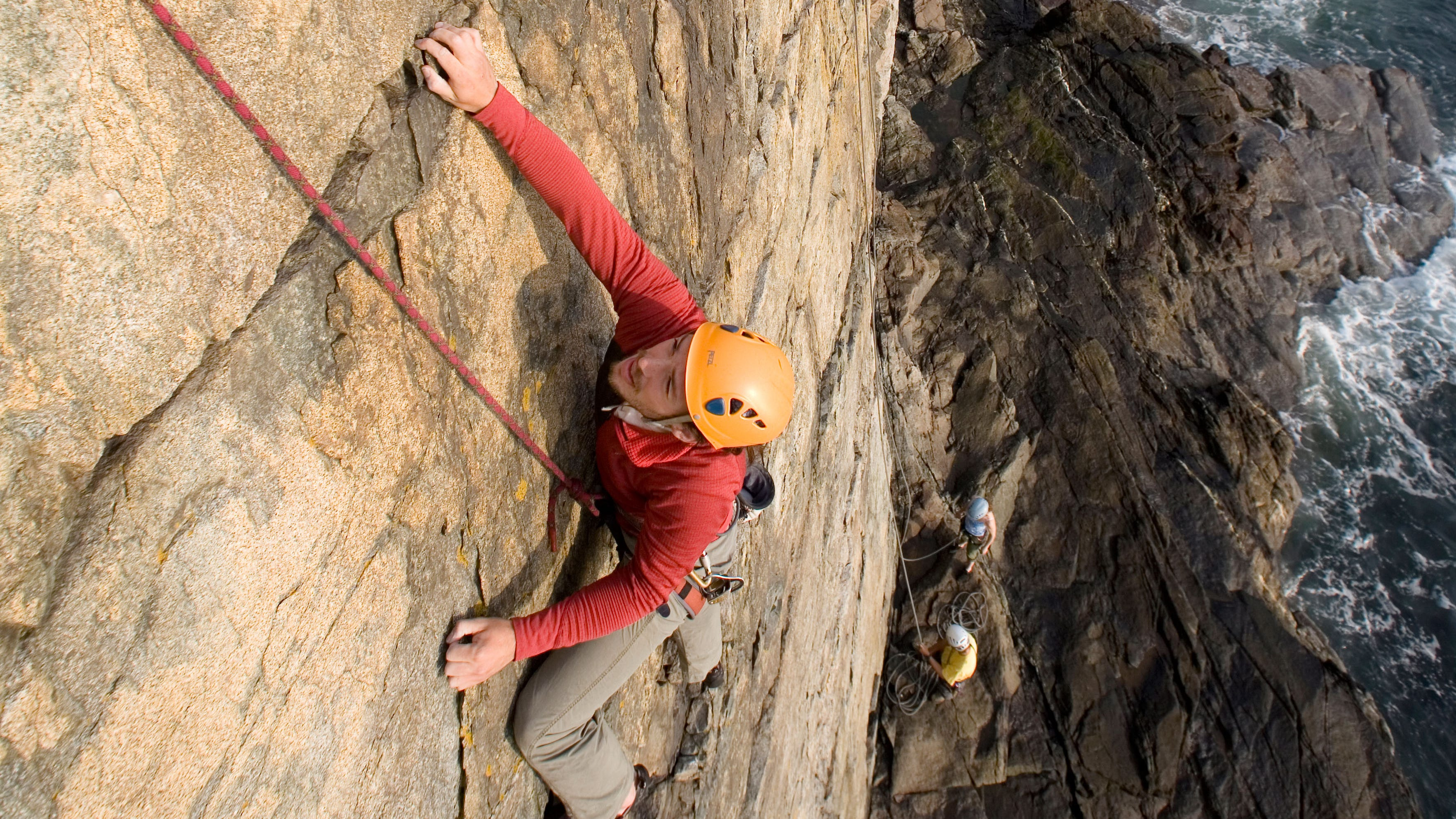 Where Can You Learn To Rock Climb Try These 10 Great Places