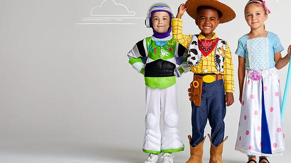Now's your chance to save on these adorable Disney costumes.