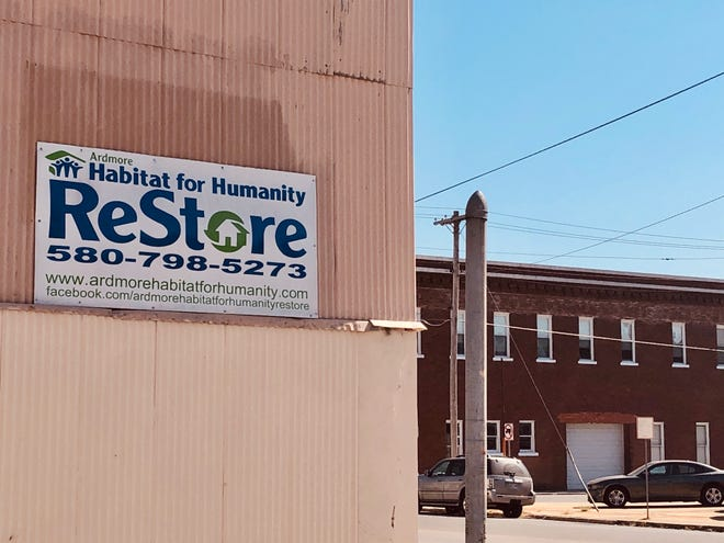 The Ardmore Habitat for Humanity ReStore, located at 25 East Broadway Street.The organization announced that the store will be closing down on Oct. 14.