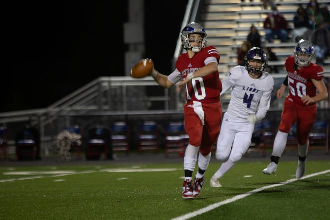 Page (Tennessee) quarterback Jake McNamara has verbally committed to join the CSU football team.