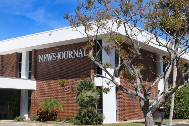 Daytona Beach News-Journal headquarters on 6th Street.