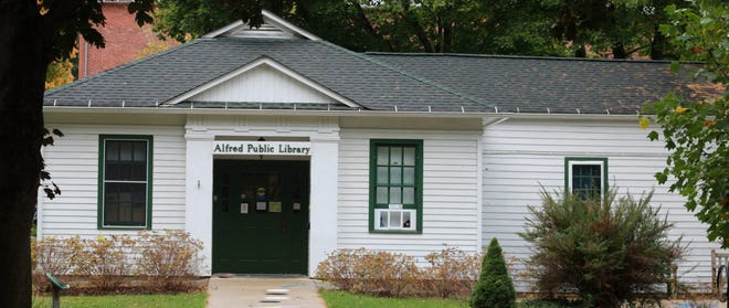 The Alfred Box of Books Library has earned aCommunity Connect: Digital Access at Home grant.