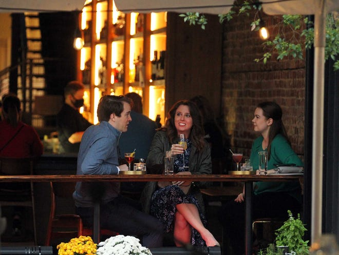 Several restaurants in New Bern will be open this holiday season. [Gray Whiltey/Sun Journal file photo]
