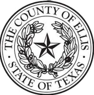 Ellis County logo