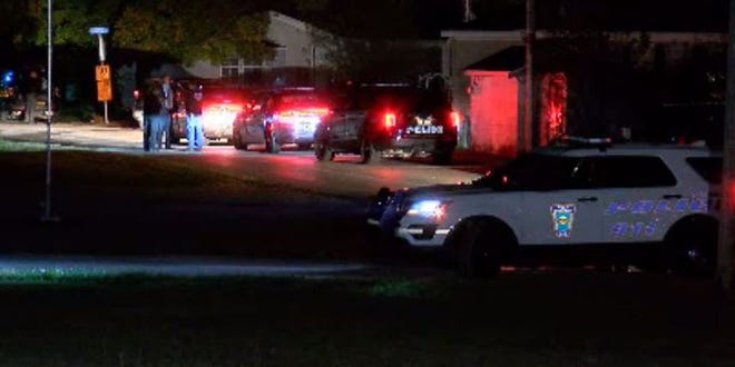 Two people are injured after a shooting took place in Whitewater Township Friday night, Hamilton County Sheriff Jim Neil says.