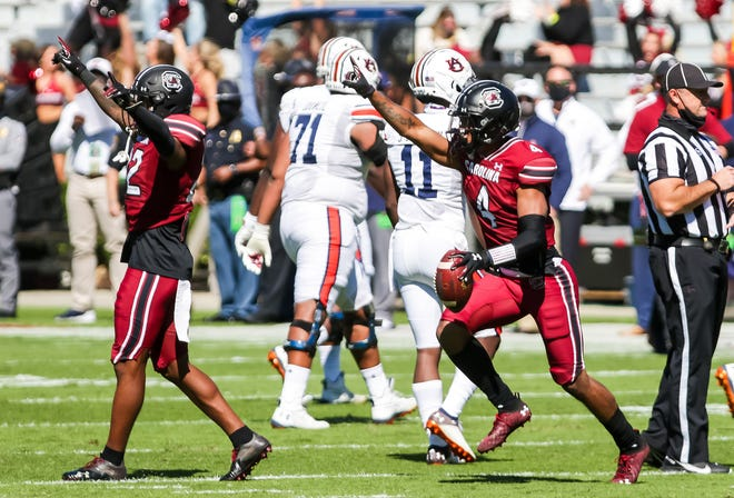 South Carolina 30, Auburn 22: 3 things we learned from a bad Tigers loss