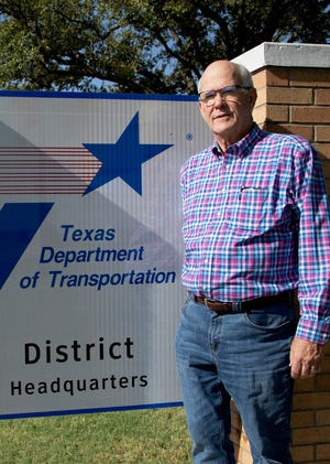 The San Angelo District director of operations Tom Johnston, P.E, retired from the Texas Department of Transportation on September 30, 2020 after 22 years with the agency.